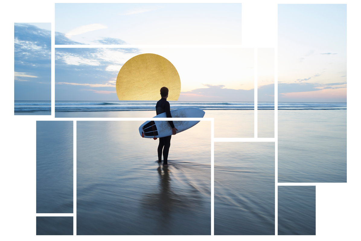 Photo d'illustration, surfer